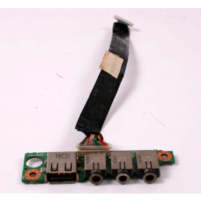 DA0ZG5PB6E0 Acer Aspire ONE ZG5 Power Button USB Board