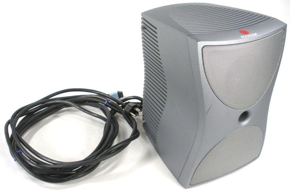 Polycom VSX 7000 Video Conference Subwoofer 2201-21674-001
