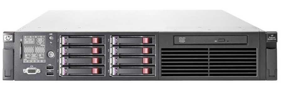 HP Proliant DL380 G6 2 x Intel Xeon X5560 2.80Ghz. CPU + 12GB Ram