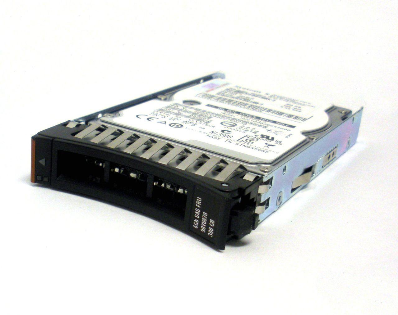 IBM 300GB 6G 10K 2.5