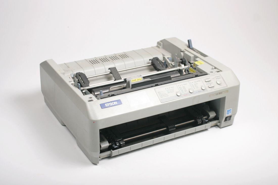 EPSON FX-890 Printer