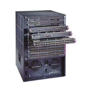 Cisco WS-C6509-E w/ WS-X6516A-GBIC / WS-X6724-SFP / C6509-E-FAN / WS-CAC-3000W