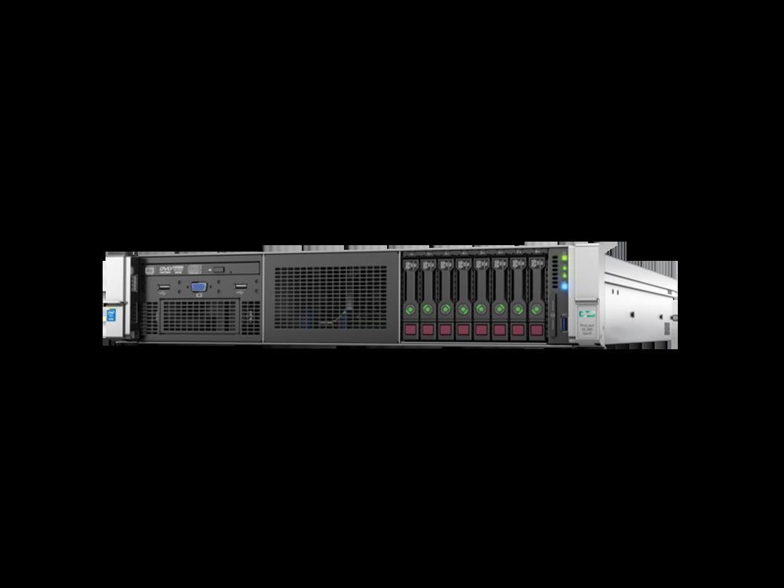 HP Proliant DL380 Gen9 1 x Intel Xeon E5-2620 V3 2.40Ghz. CPU + 16GB Ram