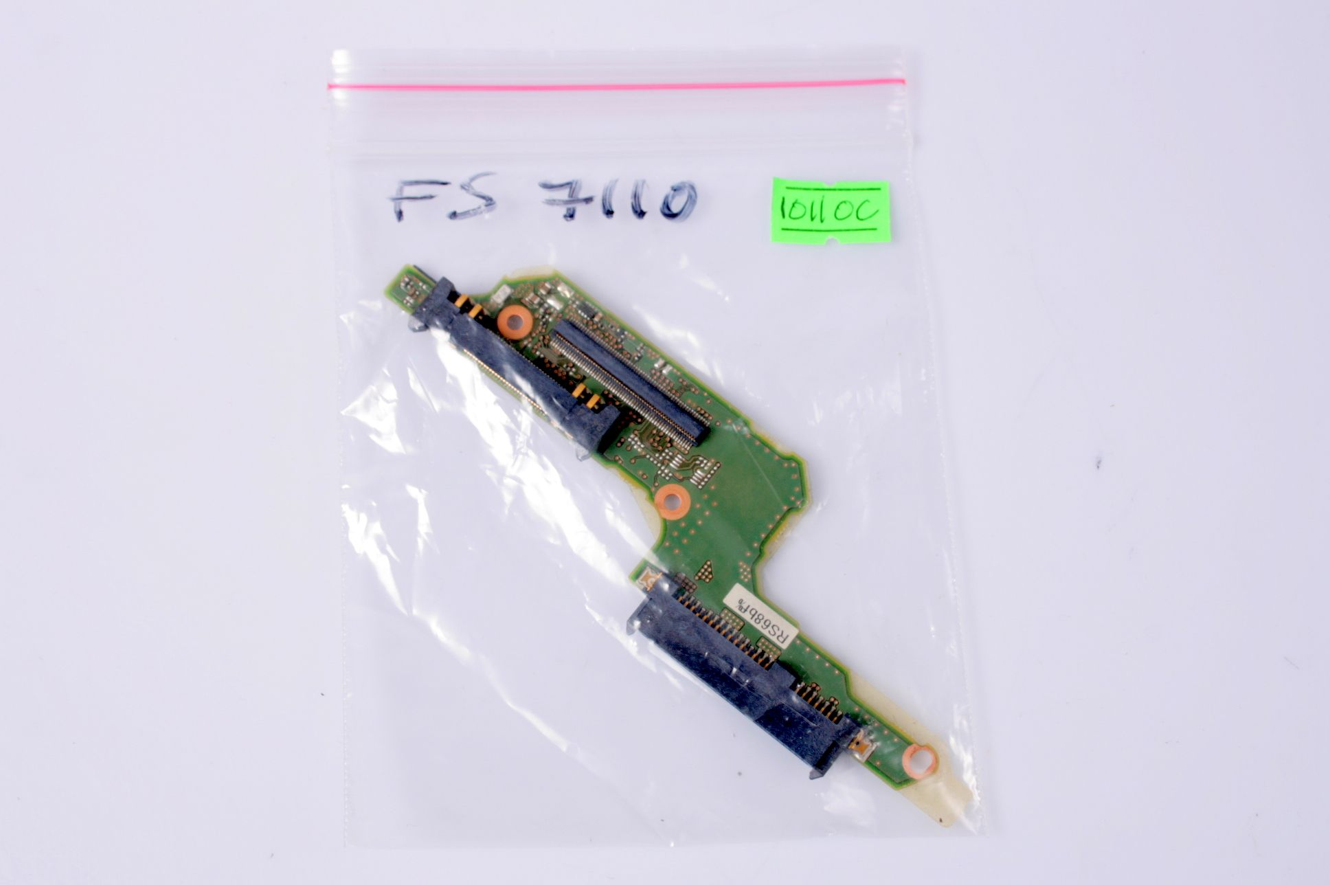Fujitsu Lifebook S7110 HDD/CD Connector Board CP284416-01