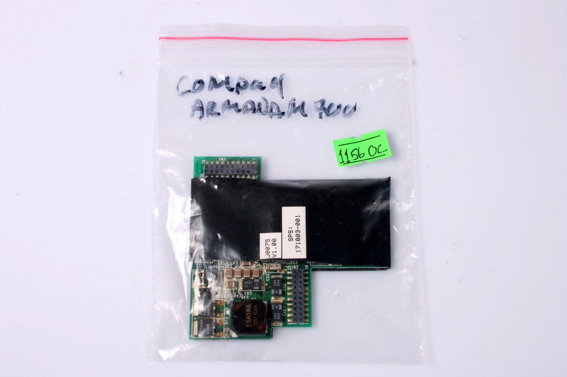 HP Compaq Armada M700 Voltage Convertor Board 171803-001