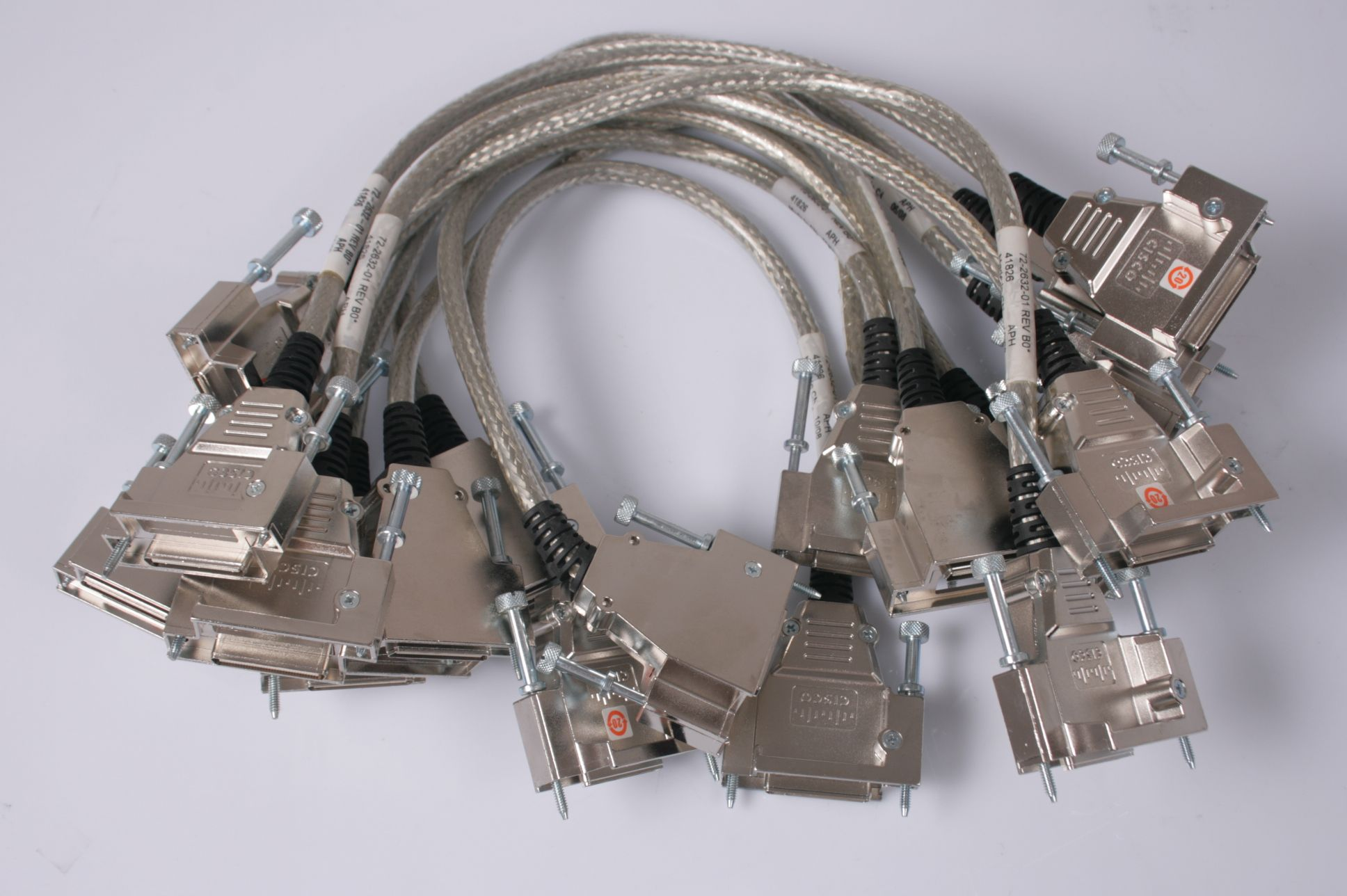 10 CISCO StackWise 50CM Stacking Cable CAB-STACK-50CM 72-2632-01