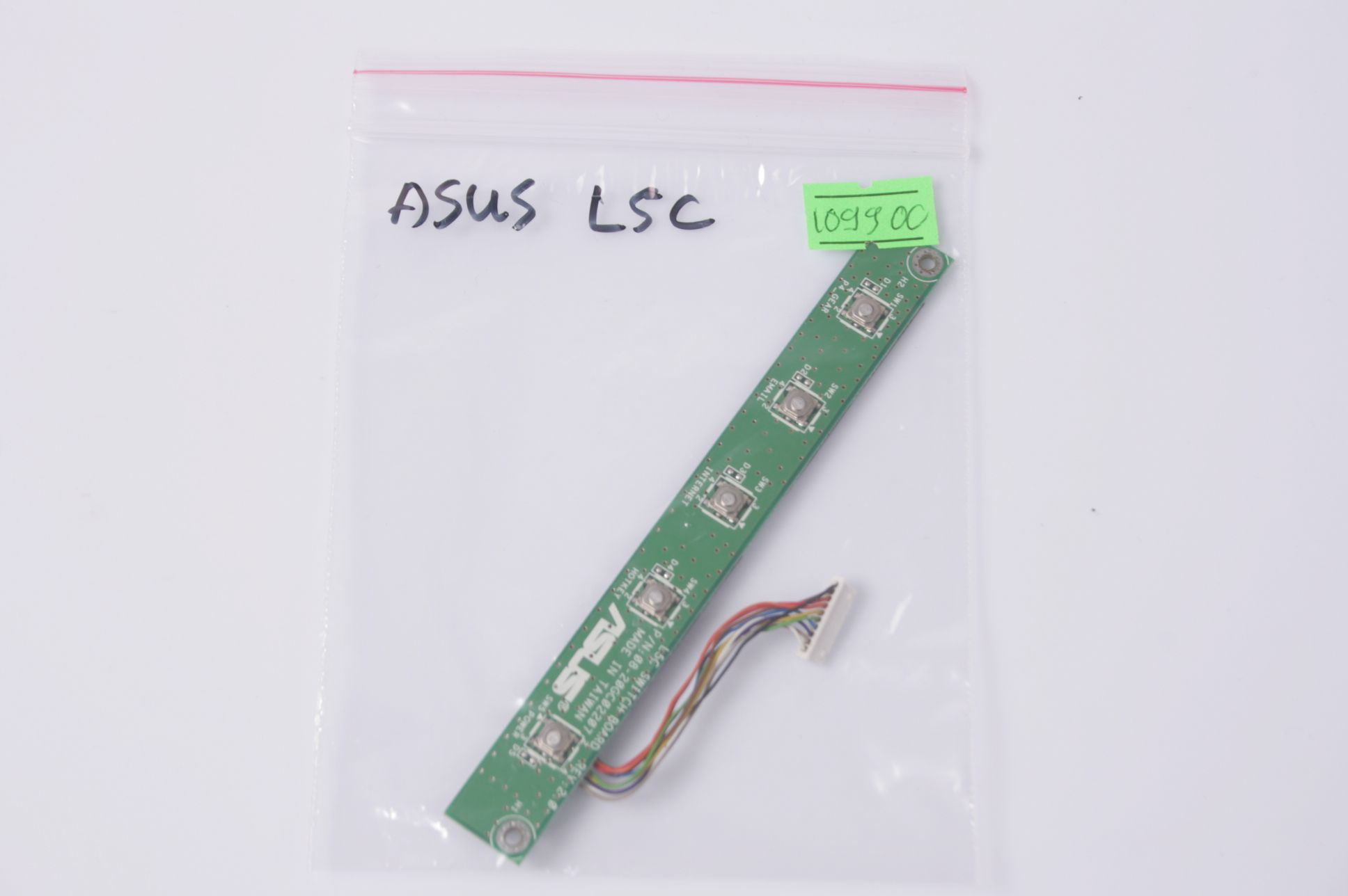 ASUS L5C Switch Board 08-20GC02207