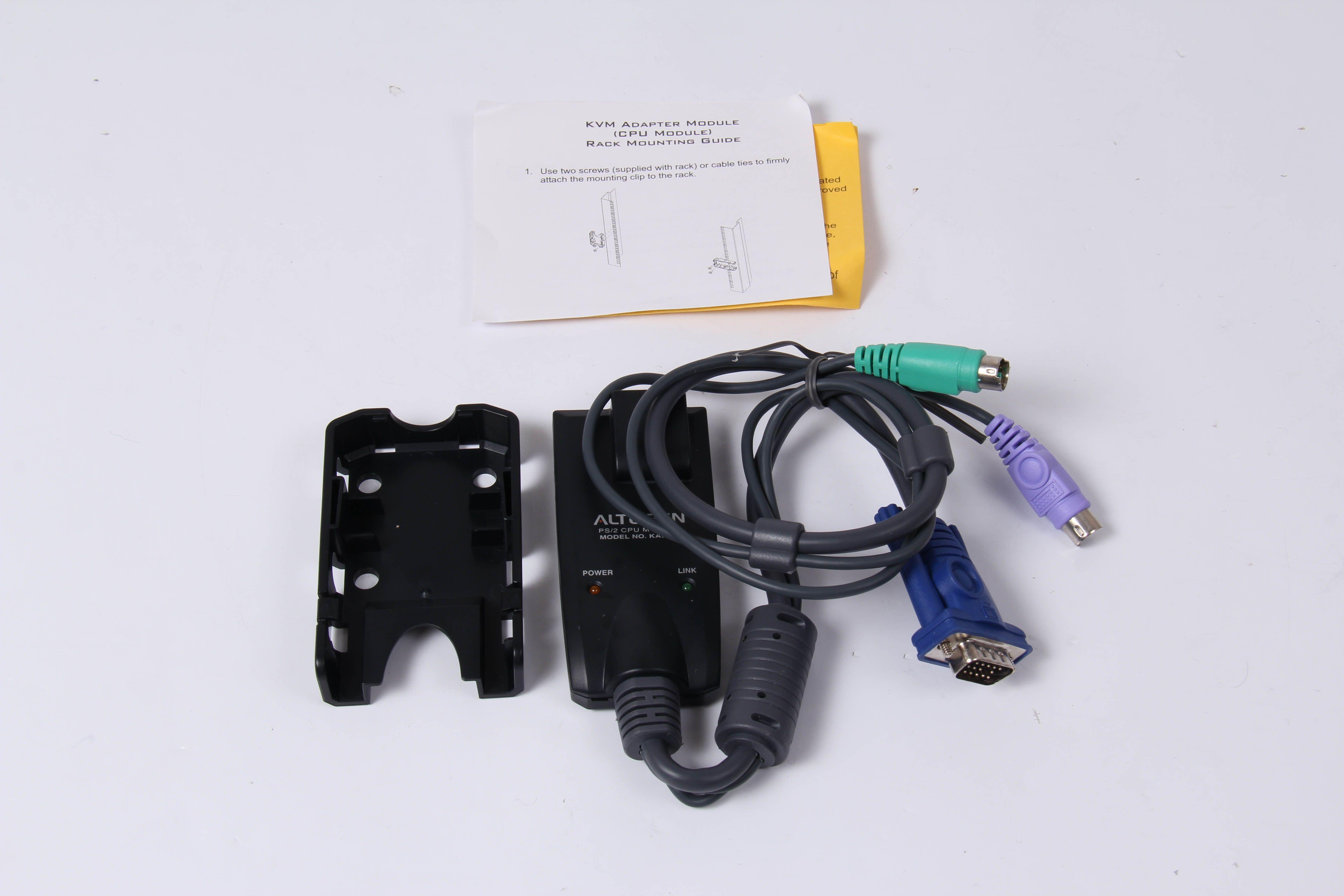 NEW ALTUSEN USB Cpu Module VGA PS/2 KH1508 / KH1516 K9520