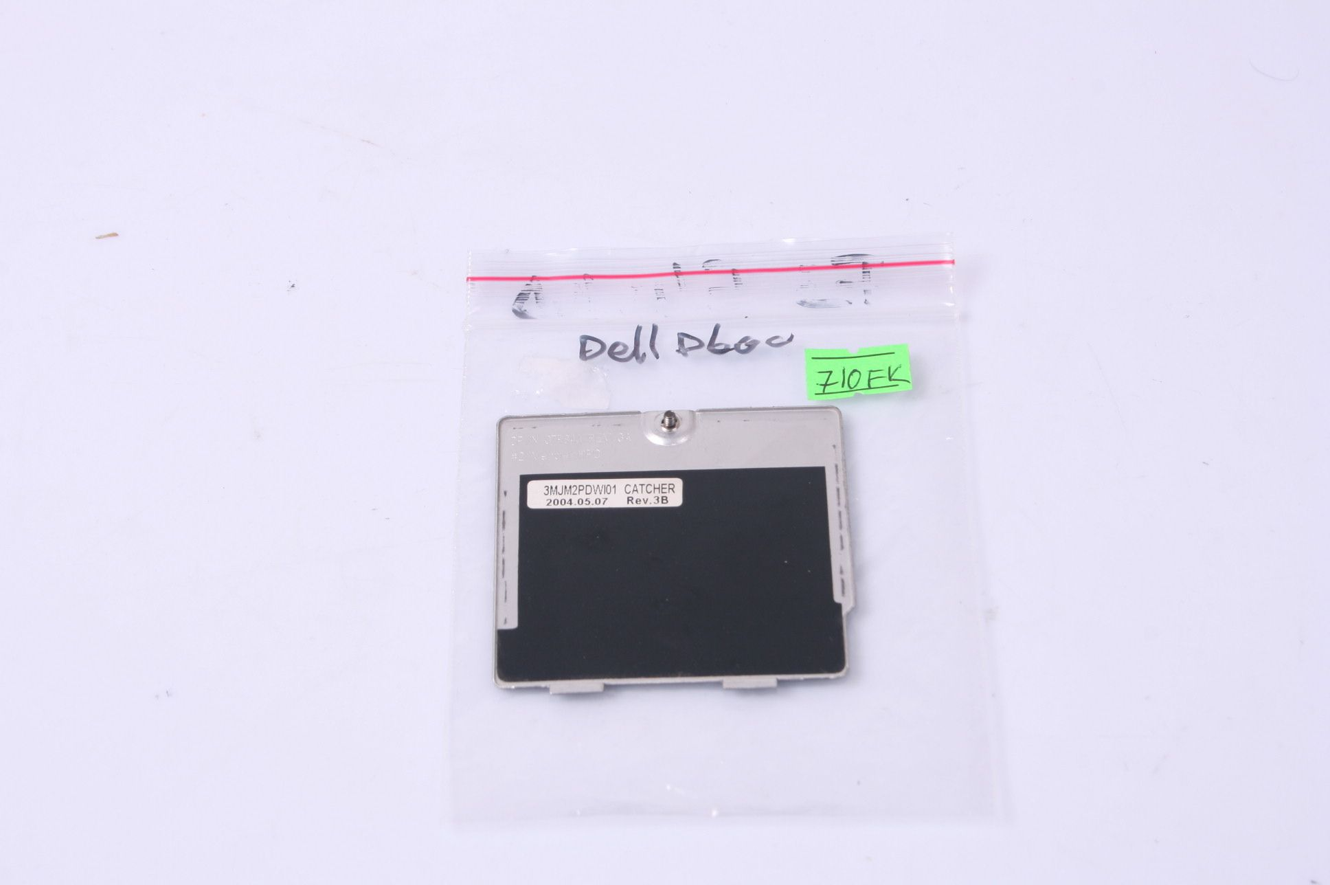 Dell Latitude D600 Memory Cover 3LJM2RDWI01 07R843
