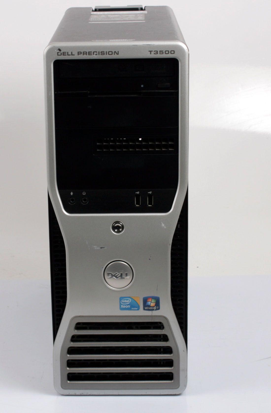 DELL T3500 XEON W3690 3.47Ghz