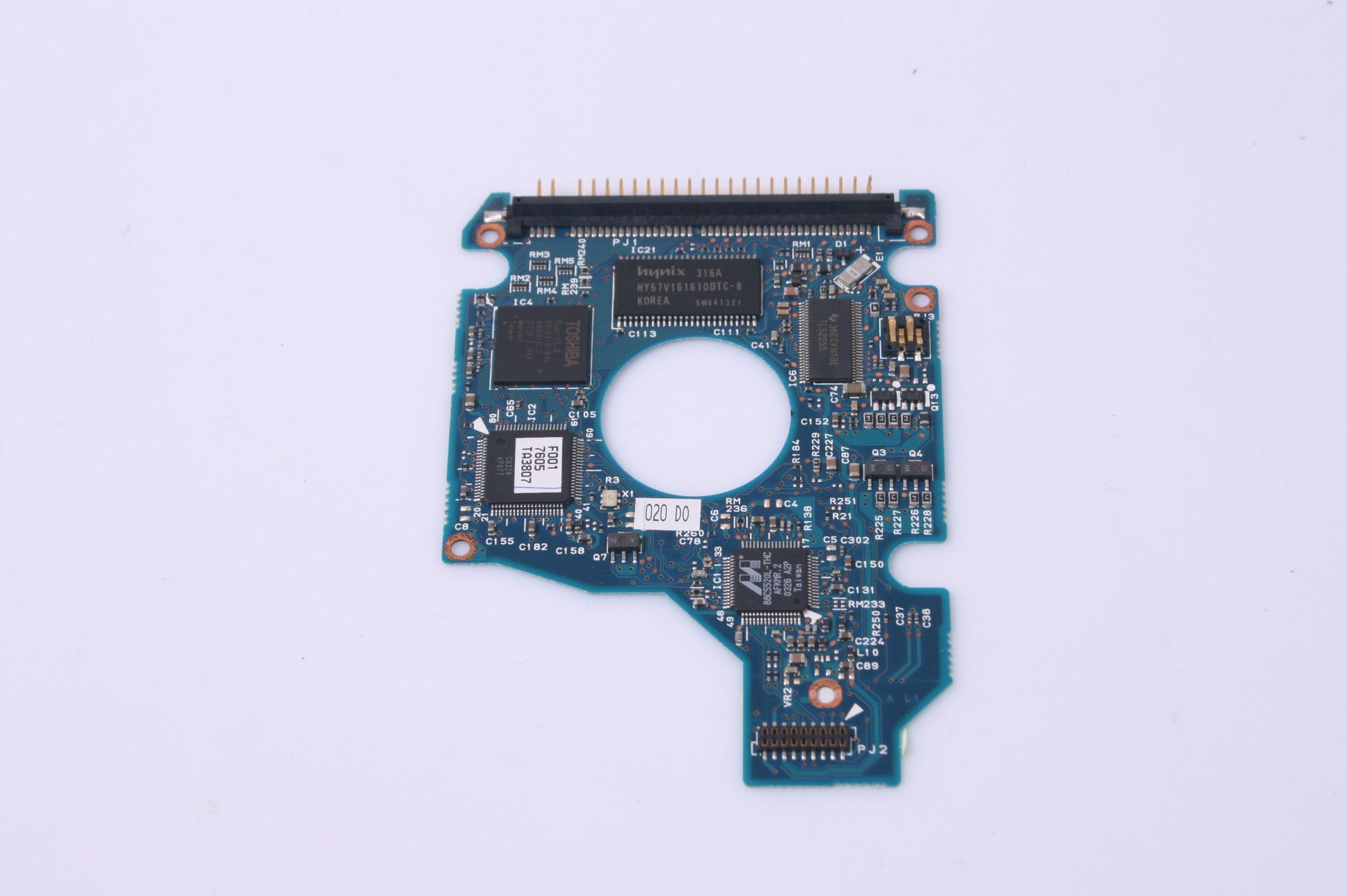 TOSHIBA MK3021GAS 30GB 2.5 IDE HARD DRIVE / PCB (CIRCUIT BOARD) ONLY FOR DA