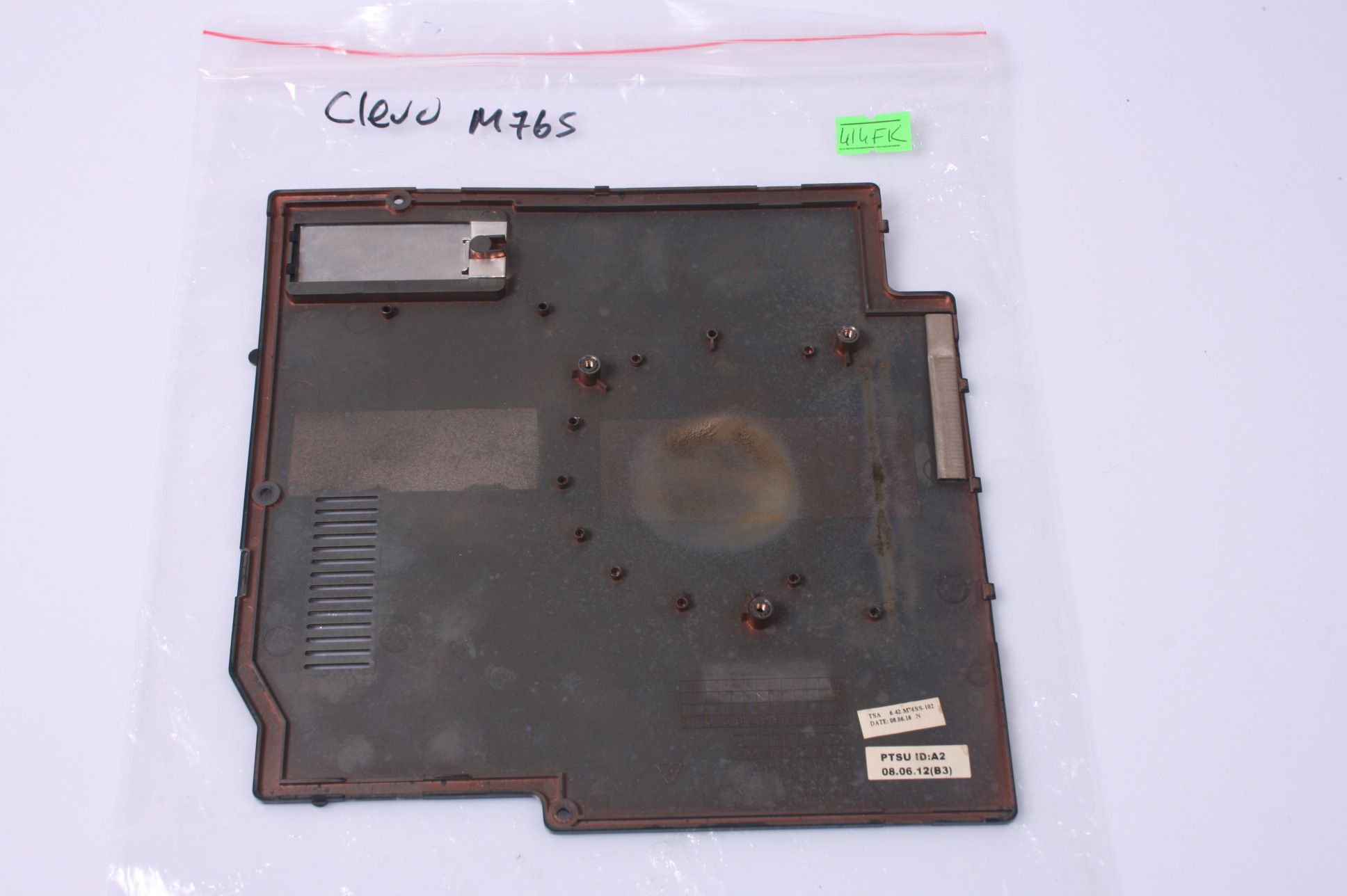 CLEVO M76S RAM Cover 6-42-M76SS-102