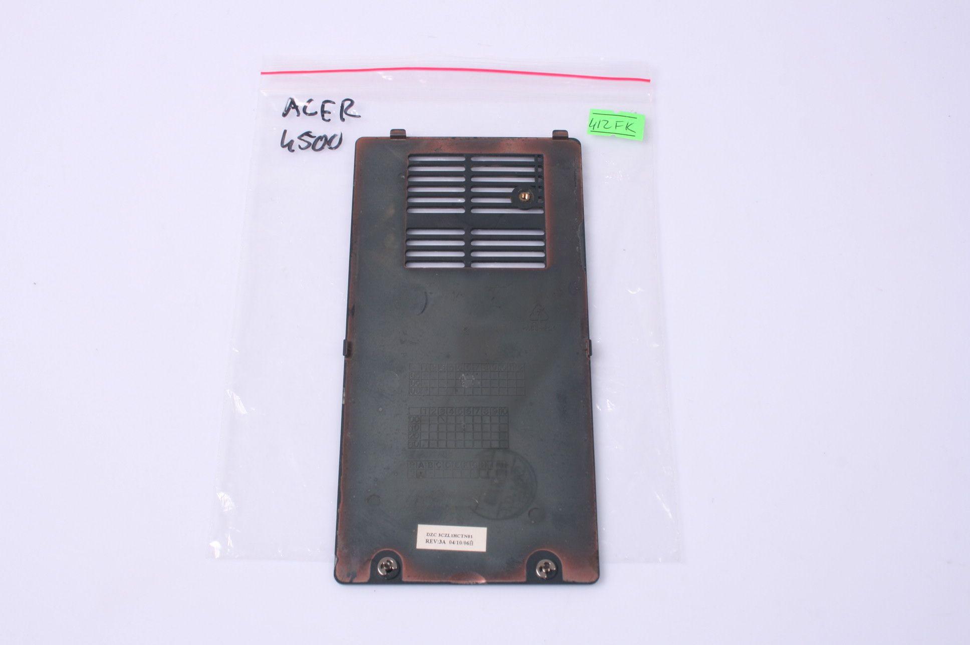Acer TravelMate 2300 4010 4500 4600 CPU Fan Door Cover 3CZL1HCTN01
