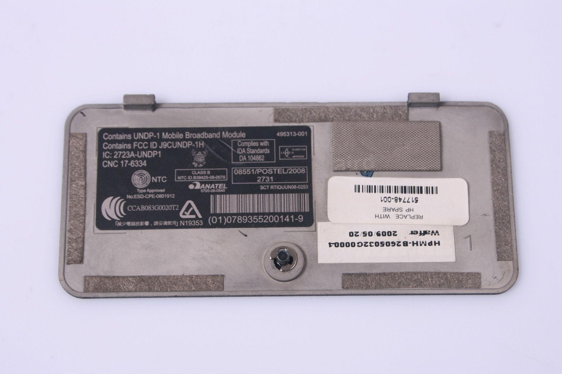 HP Pavilion DV2  Wireless Cover 517748-001