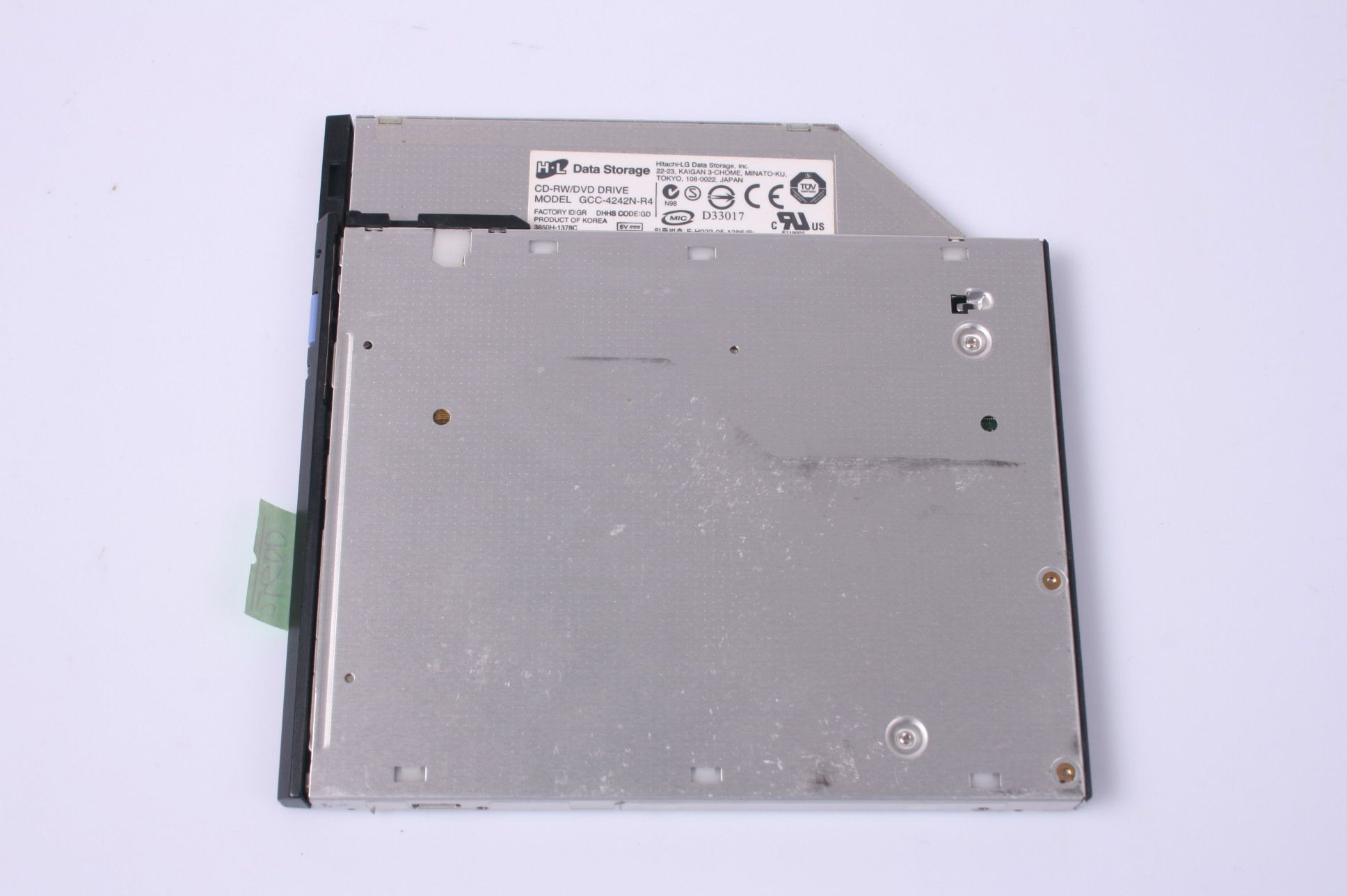 IBM Lenovo Thinkpad T43  CD-RW/ DVD (Combo) 39T2675 39T2674