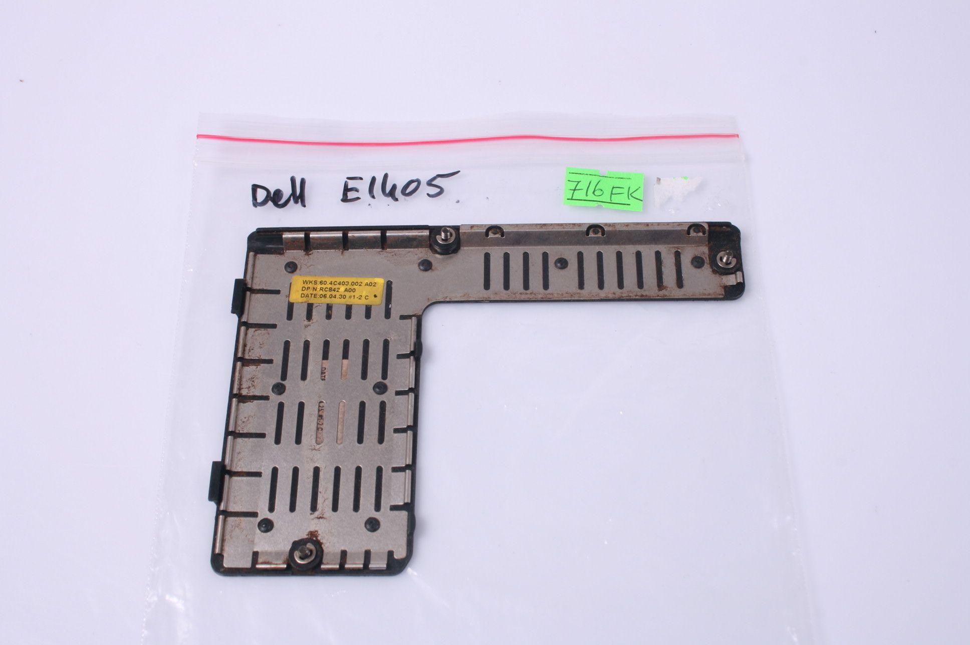 Dell Inspiron E1405 CPU Heatsink Cover Door 60.4C403.002