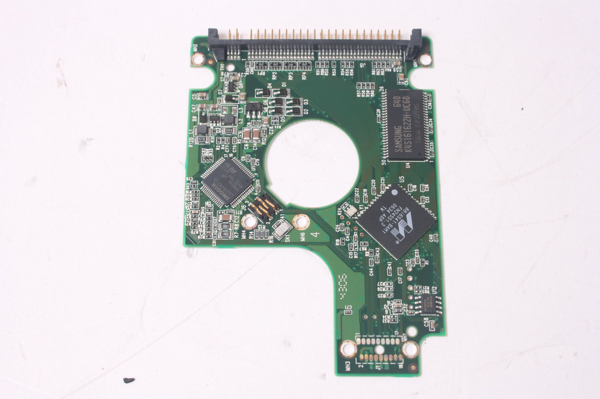 WD WD600UE 60GB 2.5 IDE HARD DRIVE / PCB (CIRCUIT BOARD) ONLY FOR DA