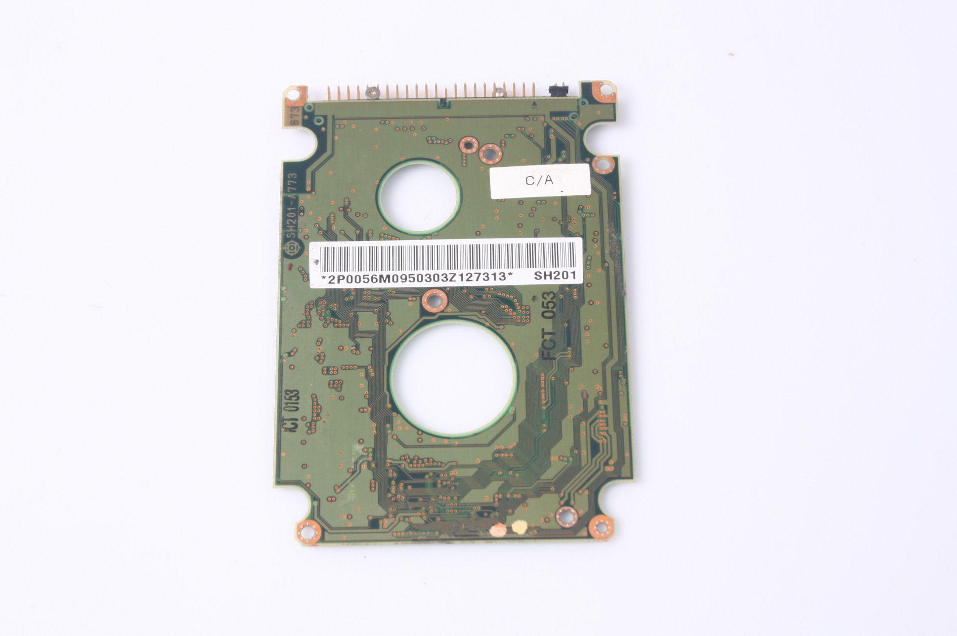 HITACHI DK23AA-12 12GB 2.5 IDE HARD DRIVE / PCB (CIRCUIT BOARD) ONLY FOR DA