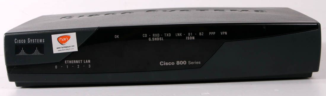 Cisco 878 Integrated Services Router (Network Router)
