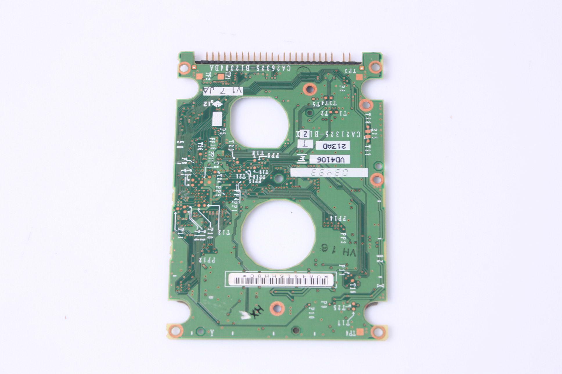 FUJITSU MHT2030AT 30GB 2.5 IDE HARD DRIVE / PCB (CIRCUIT BOARD) ONLY FOR DA