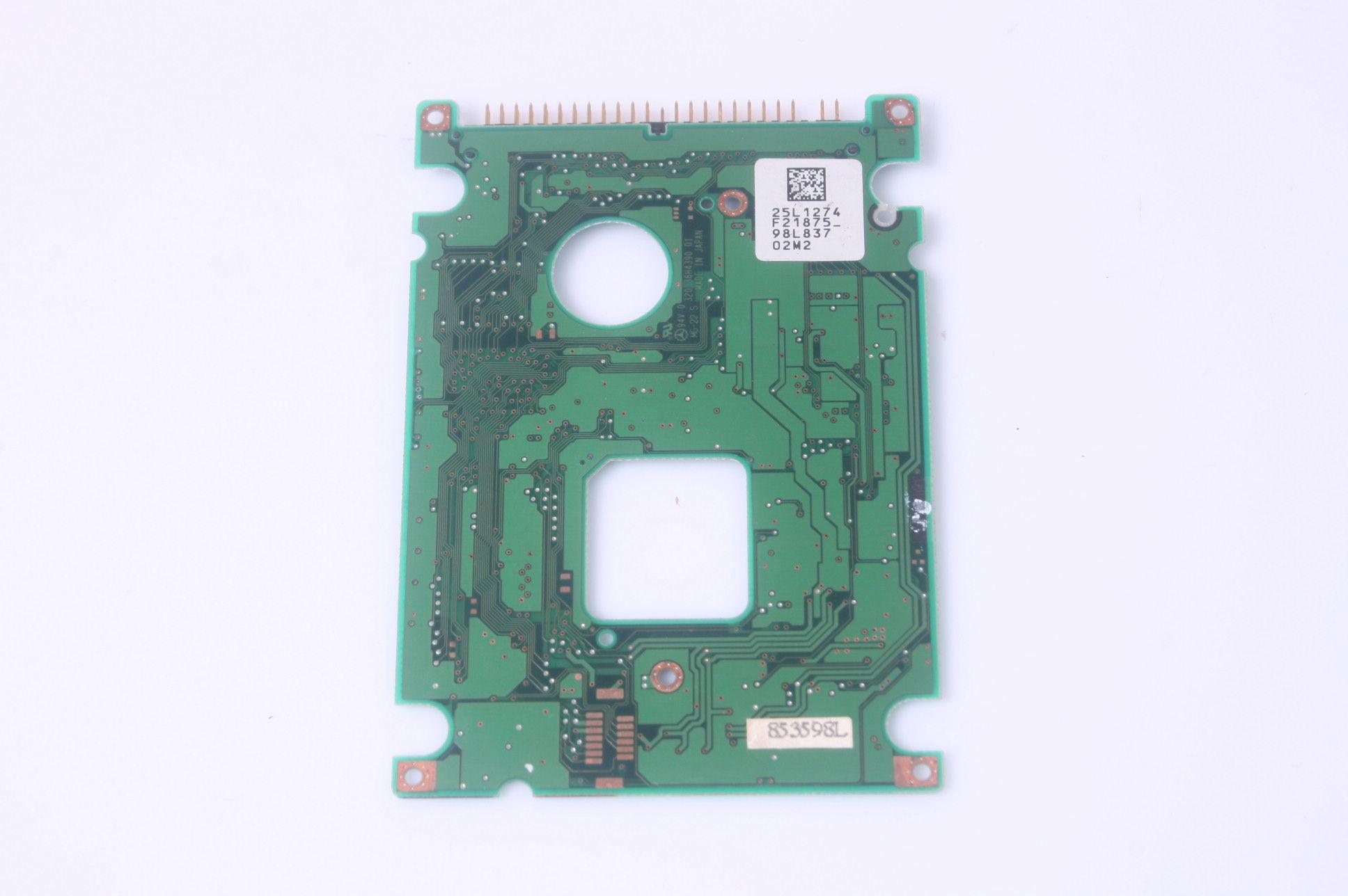 IBM DKLA-22160 2.1GB 2.5 IDE HARD DRIVE / PCB (CIRCUIT BOARD) ONLY FOR DA