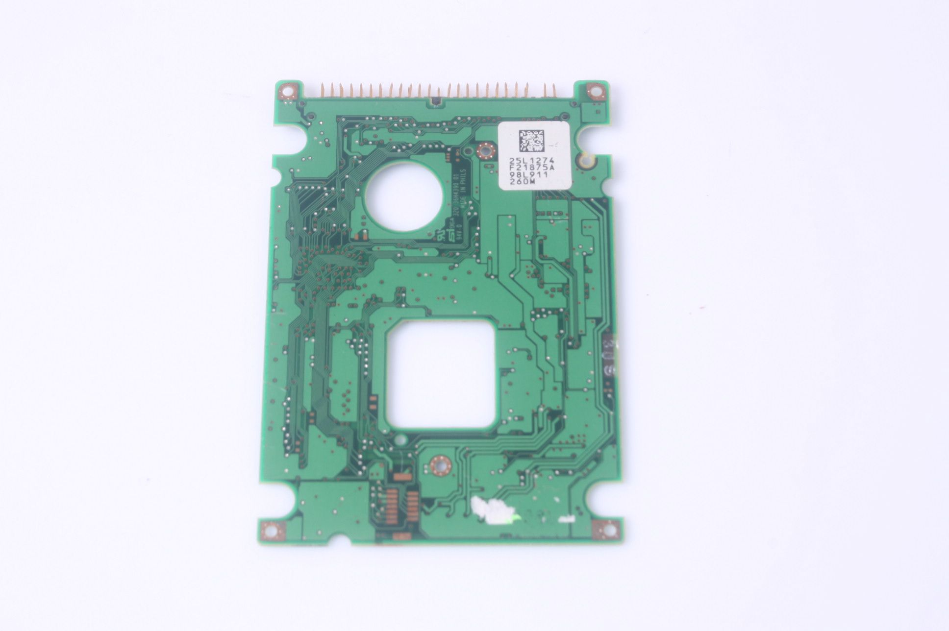 IBM DKLA-24090 4GB 2.5 IDE HARD DRIVE / PCB (CIRCUIT BOARD) ONLY FOR DA