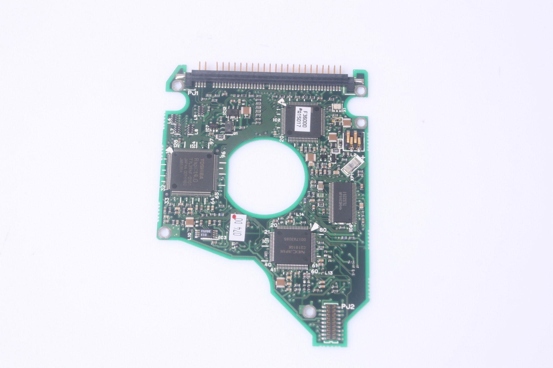 TOSHIBA MK6014MAP 6GB 2.5 IDE HARD DRIVE / PCB (CIRCUIT BOARD) ONLY FOR DA
