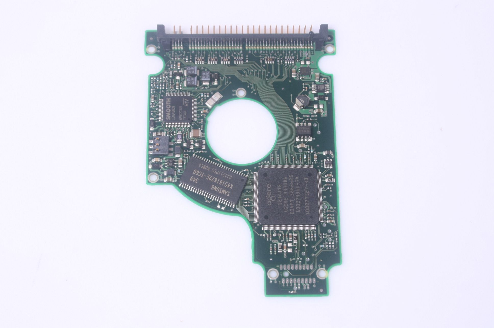SEAGATE ST93015A 30GB  2.5 IDE HARD DRIVE / PCB (CIRCUIT BOARD) ONLY FOR DA