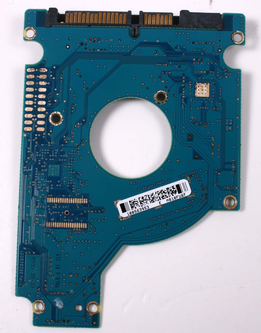 SEAGATE ST9320423AS 320GB 2,5 SATA HARD DRIVE / PCB (CIRCUIT BOARD) ONLY FOR DAT