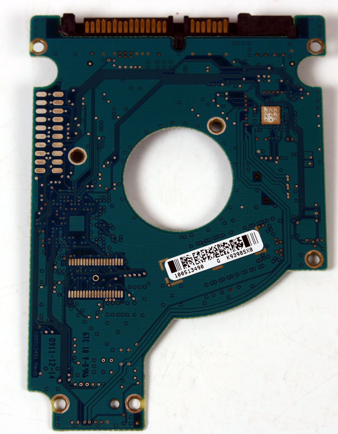 SEAGATE ST9160310AS 160GB 2,5 SATA HARD DRIVE / PCB (CIRCUIT BOARD) ONLY FOR DATA
