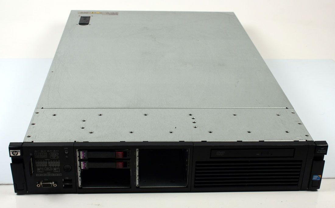 HP Proliant DL380 G6 2 x Intel Xeon X5570 2.93Ghz. CPU + 96GB Ram