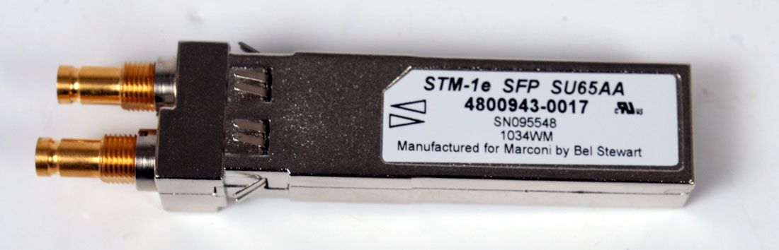 STM Optical Fiber Channel FC Converter Module Adapte 4800943-0017
