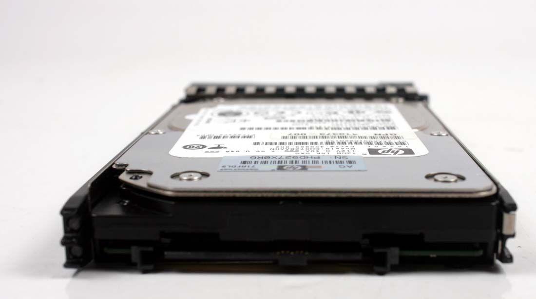 HP 72.0GB 15K SAS 2,5