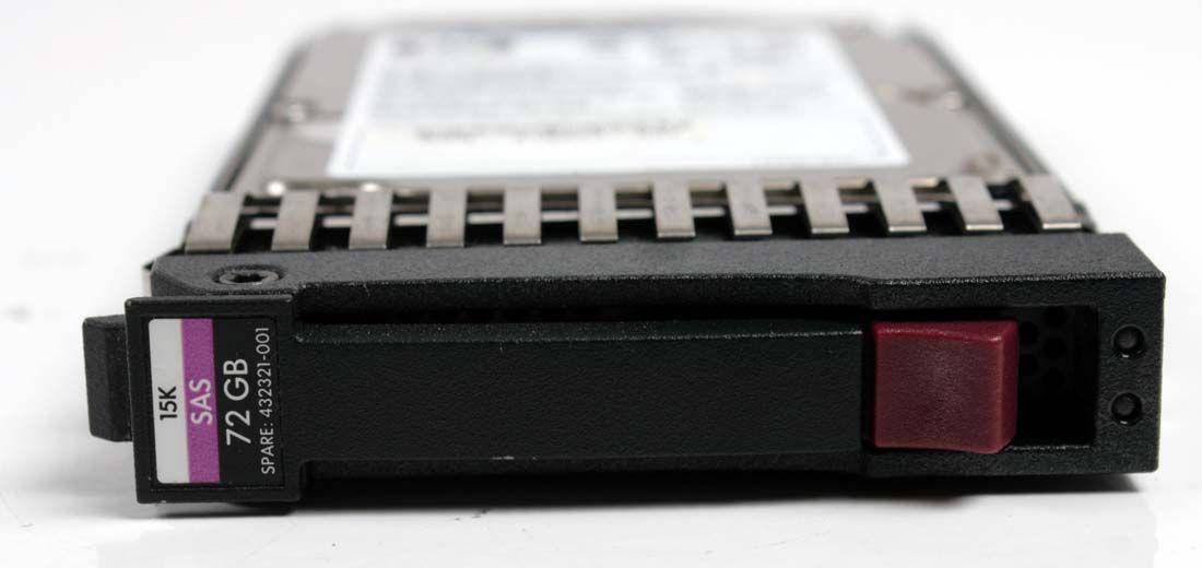 HP 146GB 15K SAS 2.5
