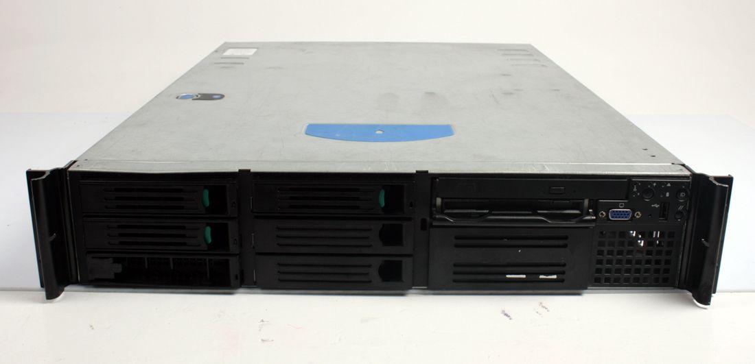 IBM SR2300  Server 2x Intel Xeon SL623 2.00Ghz. CPU + 1GB Ram