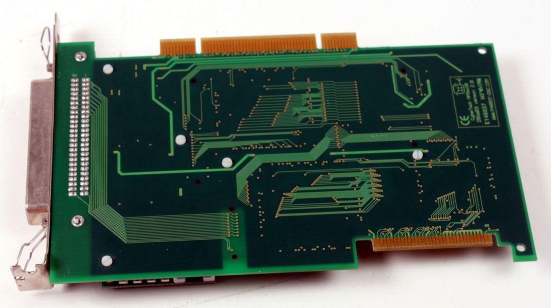 CYBERTECH Parrot-DSC 8A 8 VoIP PCIe Card 20DA03 MPBSC20