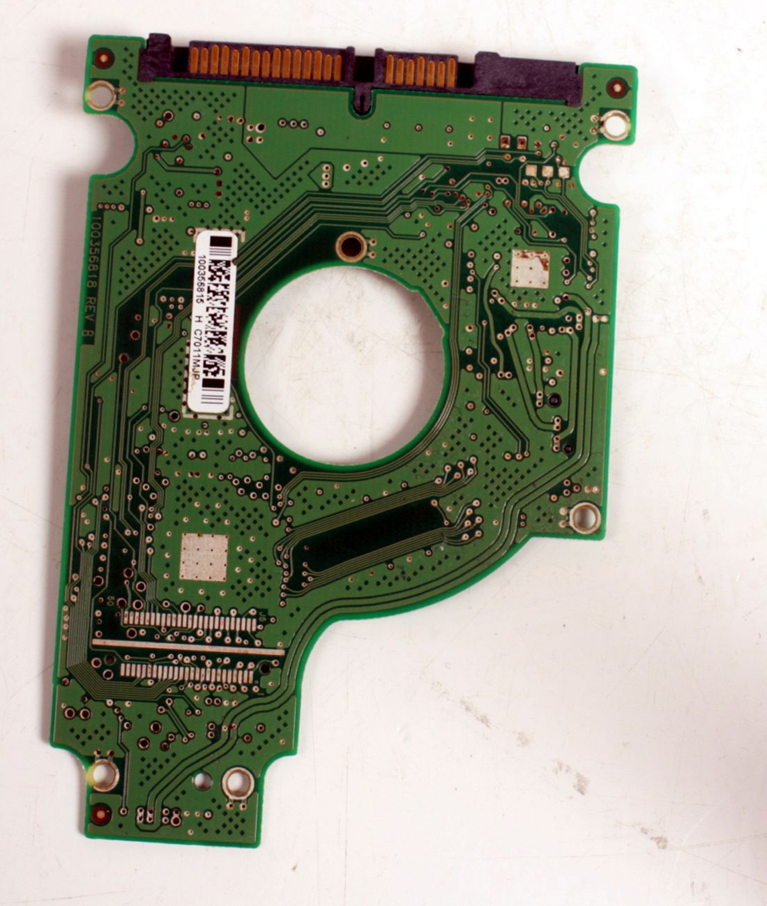 SEAGATE ST920217AS 20GB 2,5 SATA HARD DRIVE / PCB (CIRCUIT BOARD) ONLY FOR DATA