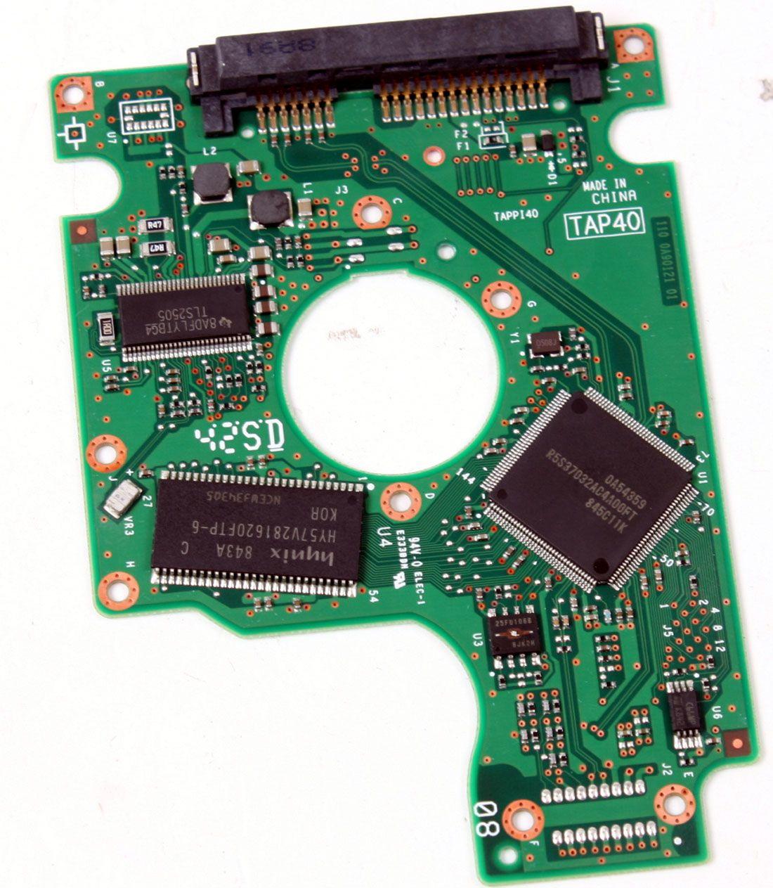 HITACHI HTS723216L9A360 160GB SATA 2,5 HARD DRIVE