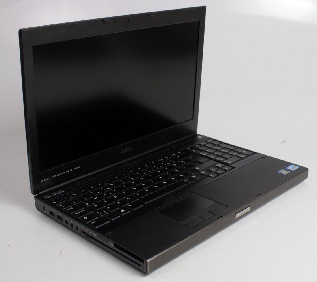 DELL Precision M4700 WORKSTATION i7-3520M / 8GB / 500GB / 15.6