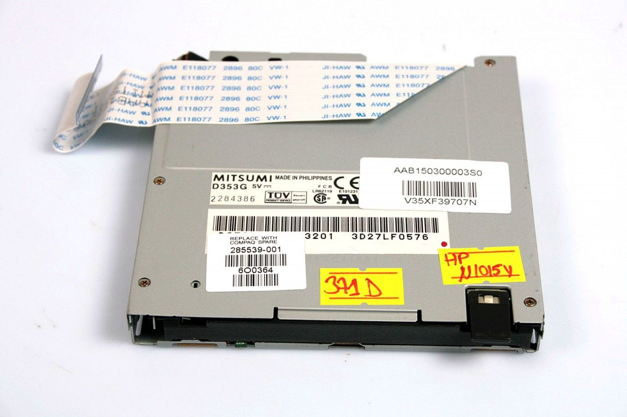 HP Evo N1015v 1.44MB 3,5