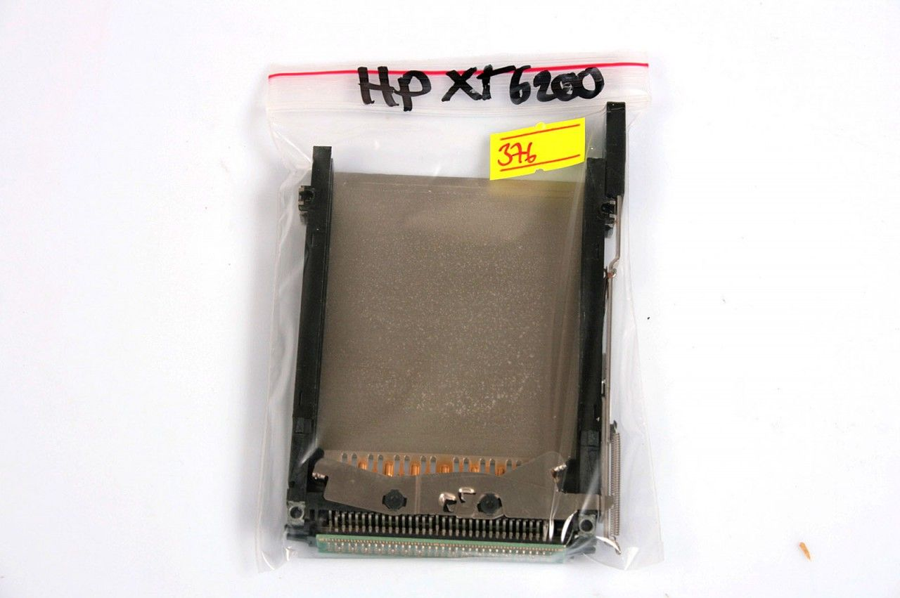 Hp Omnibook XT6200 PCMCI Card Slot