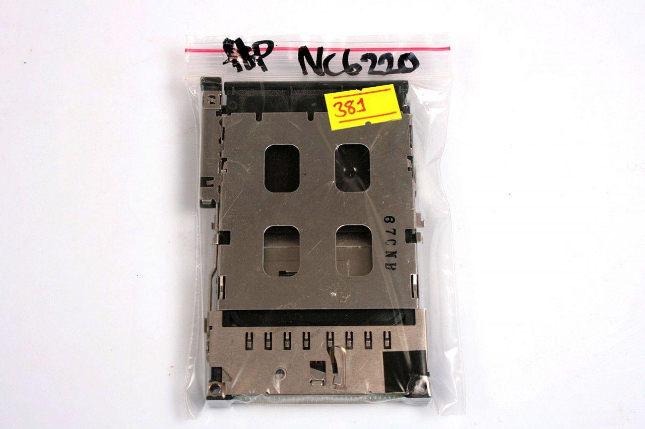 Hp Compaq nc6220 PCMCIA Slot 01-01017044-0C