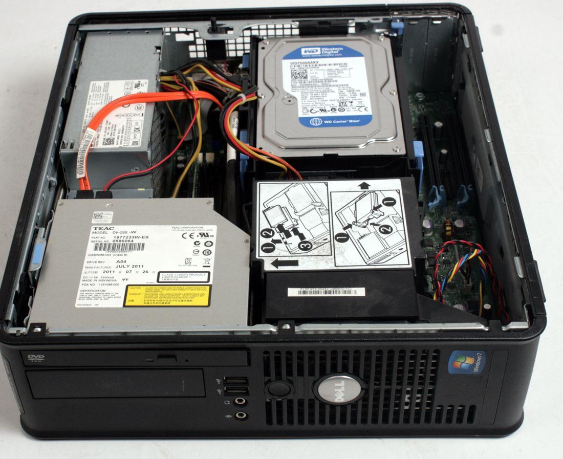 DELL Optiplex 580 PC AMD Athlon II X2 3.20Ghz