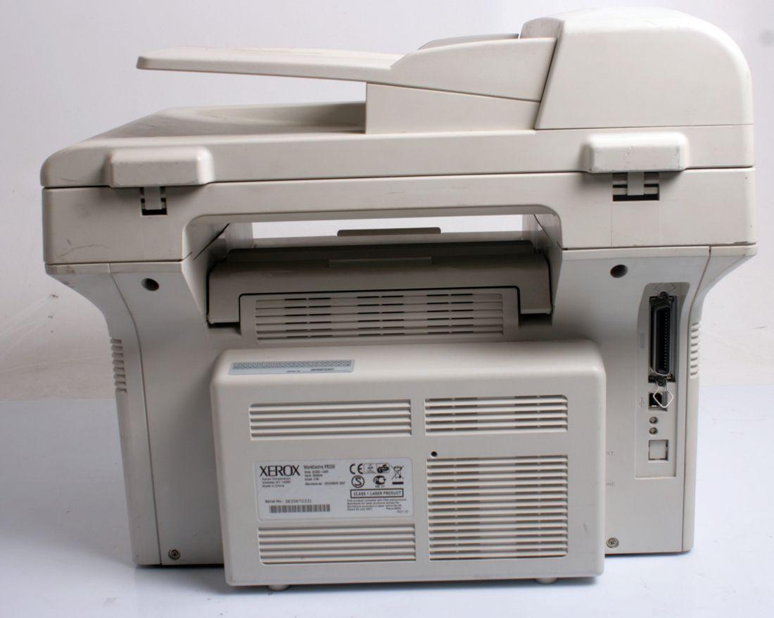 XEROX Workcentre PE220 Printer