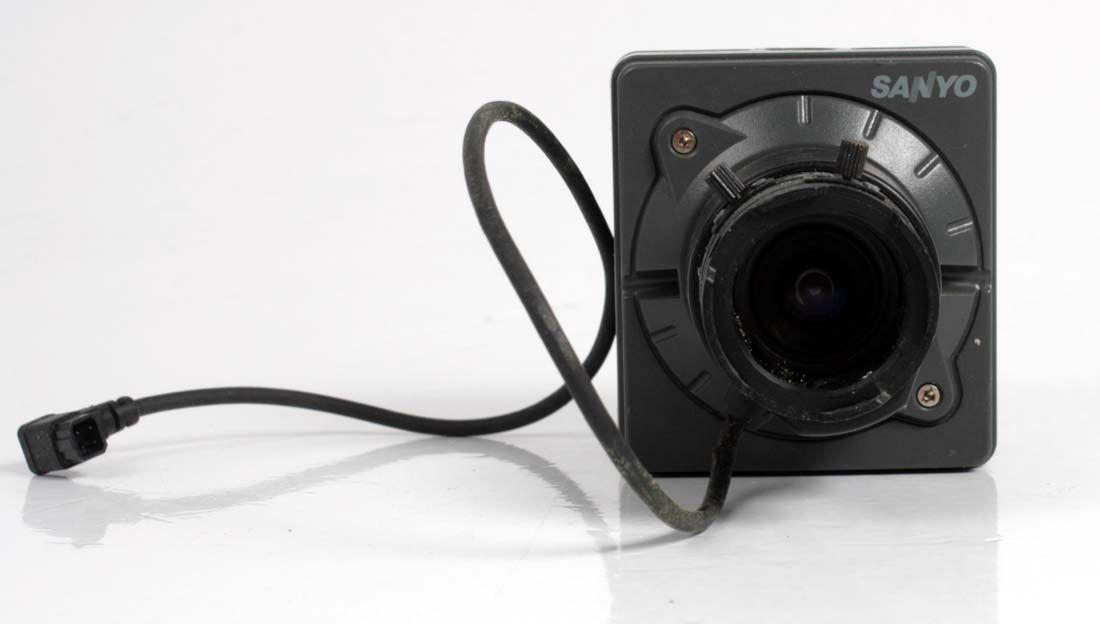 Sanyo VCC-5775P Colour security Camera