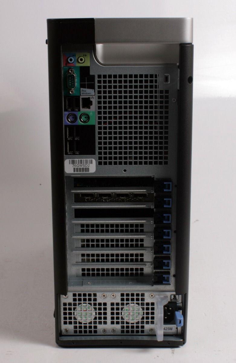 DELL Precision T5810 Intel Xeon 3.10Ghz(E5-1607 V3)/32GB/2TB SSD