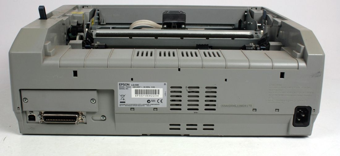 EPSON LQ-590 Printer