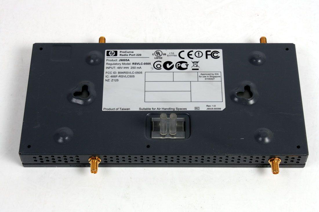 HP J9005A ProCurve Radio Port 220 External Antenna Wireless Access Point