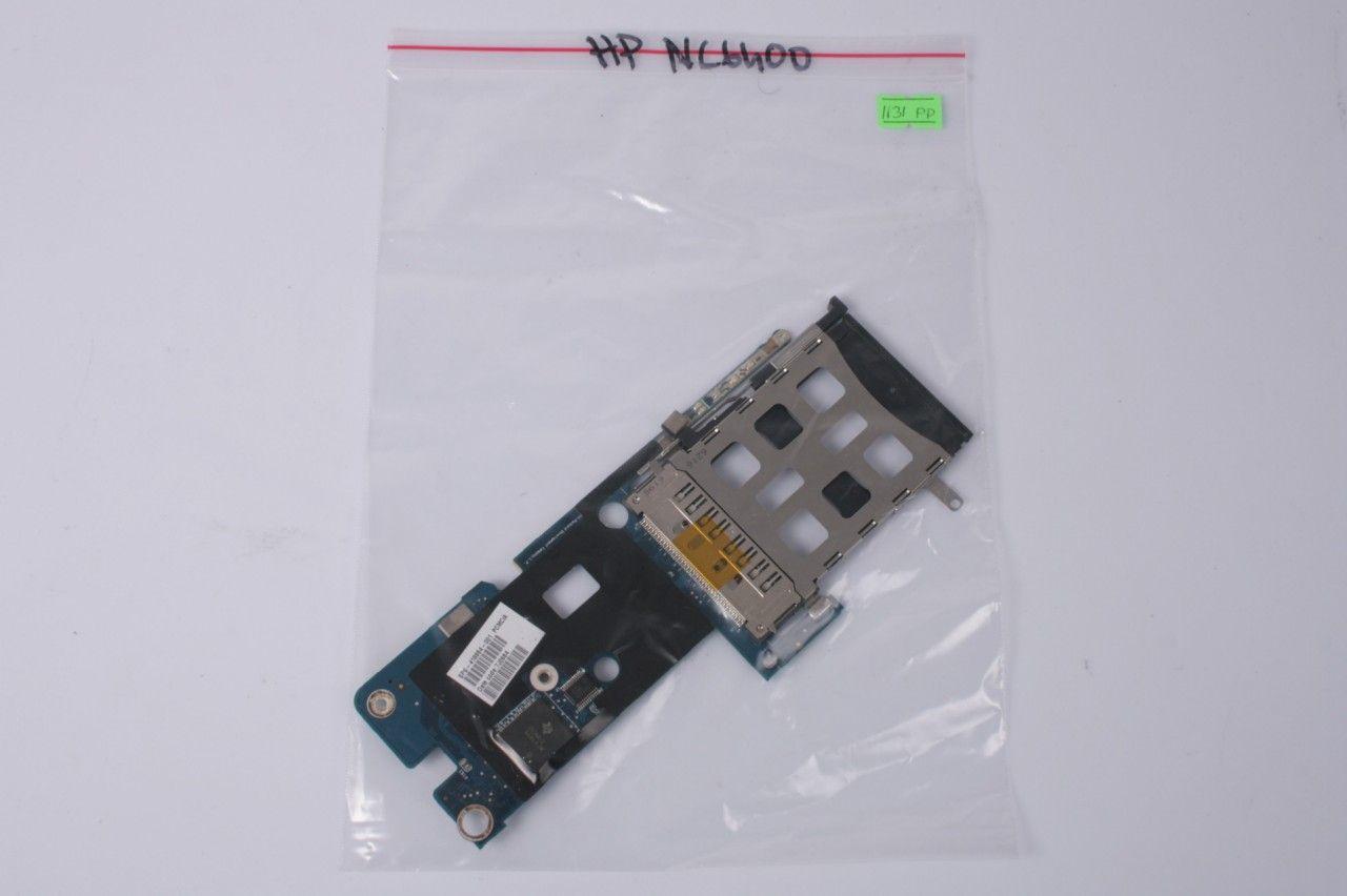 HP Compaq NC6400 PCMCIA Card Board And Slot 418884-001