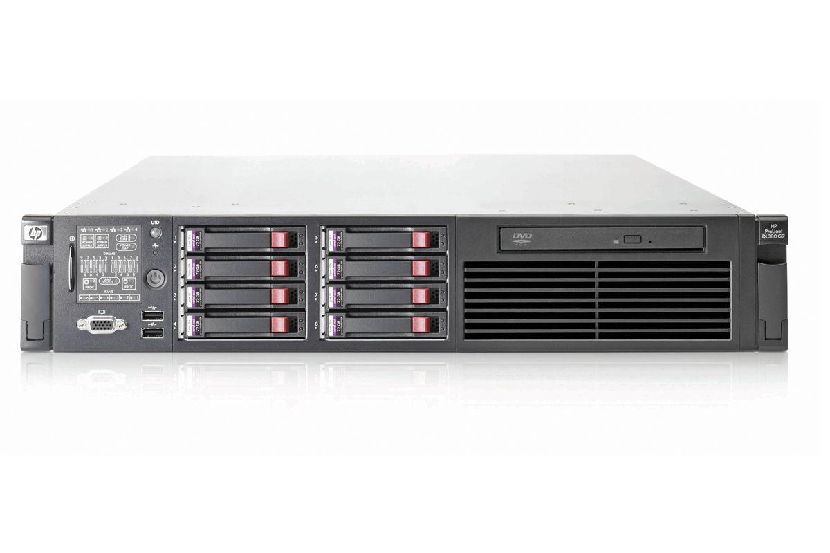 HP Proliant DL380 Gen7 2 x Intel Xeon E5645 2.40Ghz. CPU + 24GB Ram